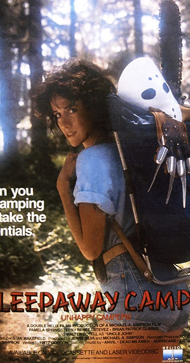 Subtitle of Sleepaway Camp II: Unhappy Campers