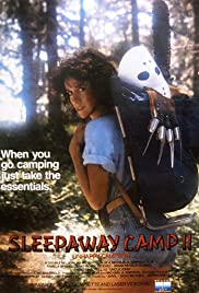Sleepaway Camp II: Unhappy Campers (1988) 720p