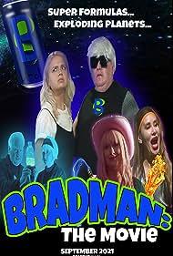 Jenny Wardach, Ruth Diaz, Dennis Hurley, Haley Schneider, Bradley Laborman, and Angelica Trygar in BRADMAN: The Movie (2021)