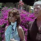 Sophia Loren and James Coburn in Firepower (1979)