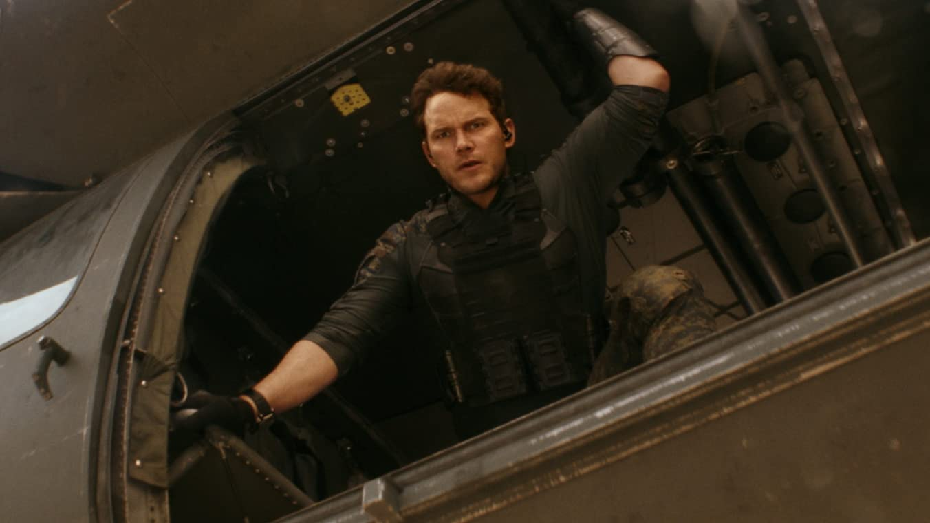 The Tomorrow War (2021) - IMDb