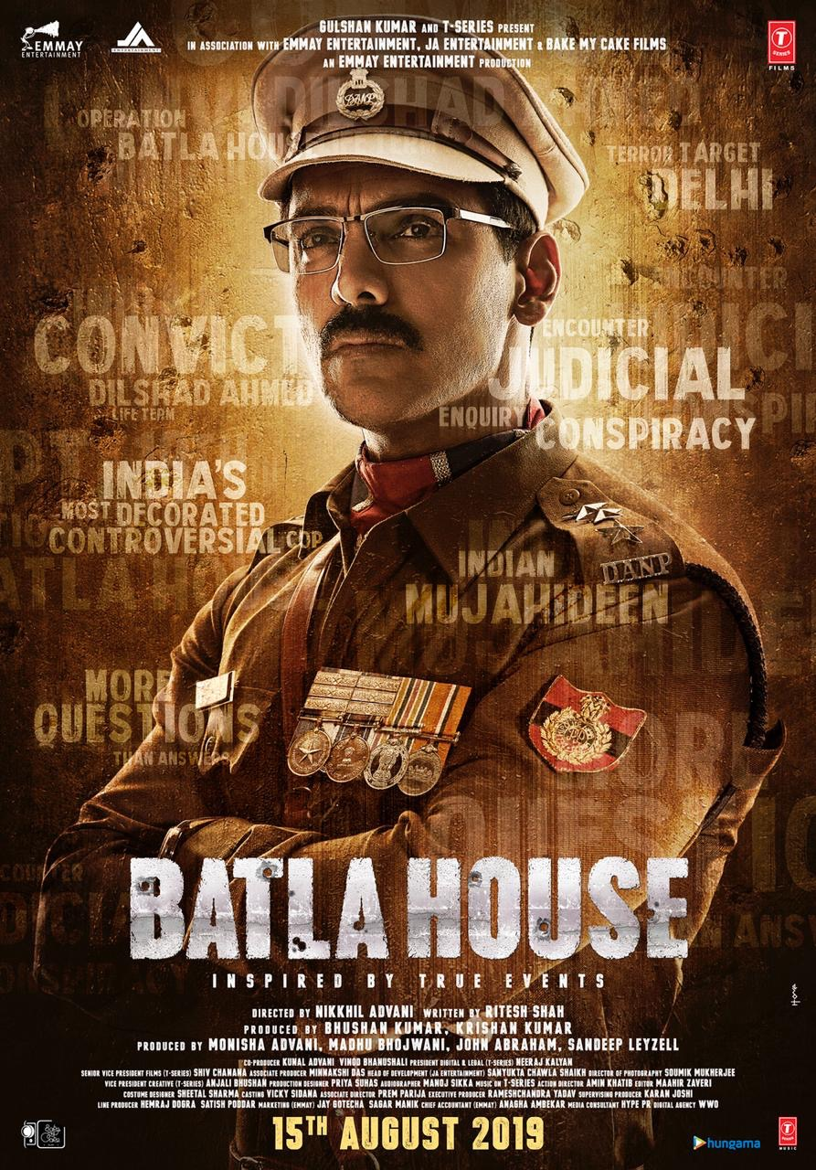 Batla House First Look