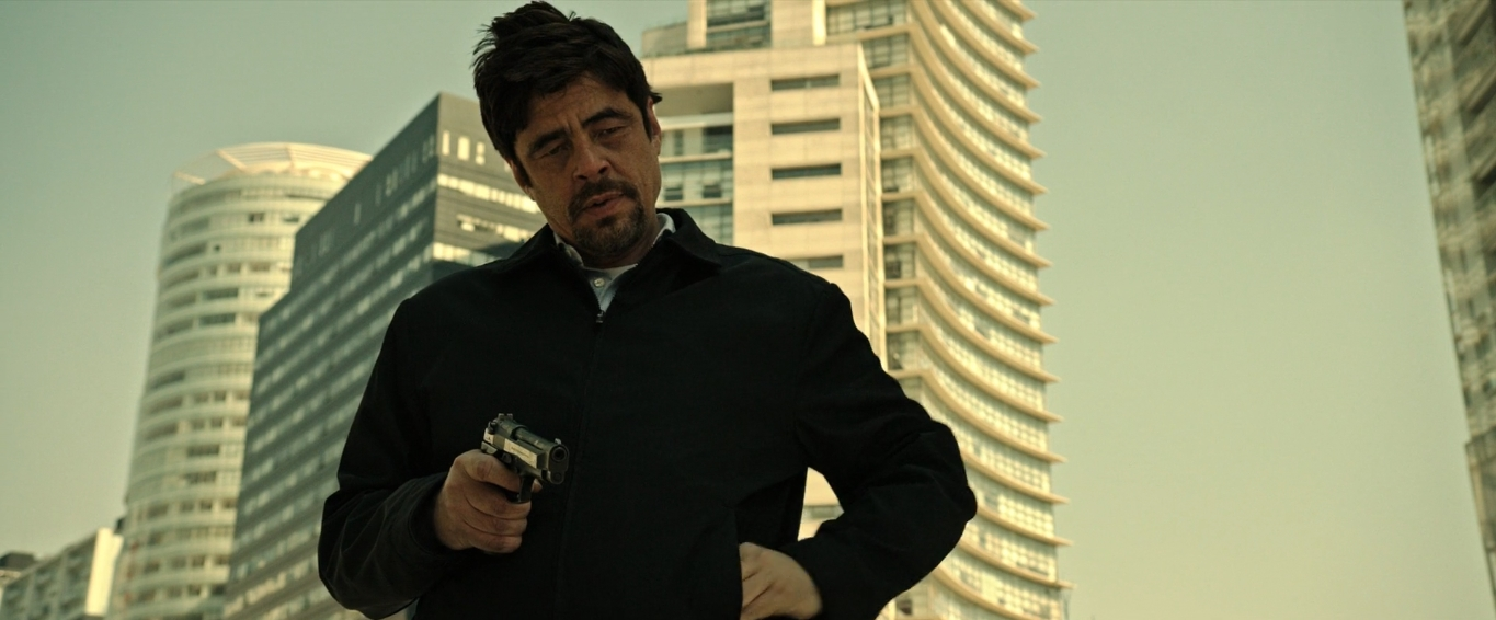 Benicio Del Toro in Sicario: Day of the Soldado (2018)
