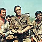 Anthony Quinn, Maurice Ronet, and Maurice Sarfati in Lost Command (1966)