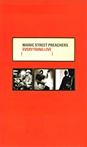 Manic Street Preachers: Everything Live none