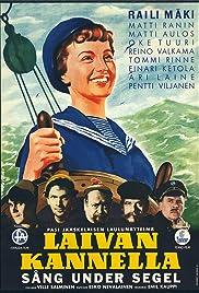 Laivan kannella Poster