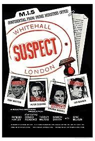 Suspect (1962) Poster - Movie Forum, Cast, Reviews