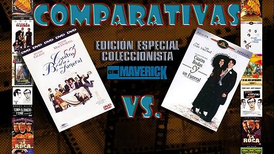 Latest movie trailers free download Comparativa: Cuatro bodas y un funeral by [Mpeg]
