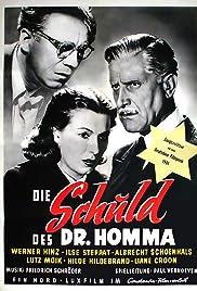 Download Die Schuld des Dr. Homma (1951) Movie