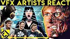 Los artistas de efectos visuales reaccionan a CGi 10 malo y genial