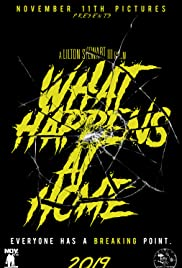 What Happens at Home Poster