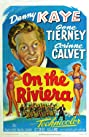 On the Riviera (1951) Poster