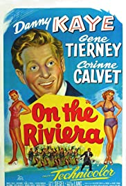 On the Riviera (1951) Poster - Movie Forum, Cast, Reviews