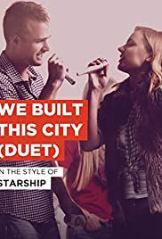 Starship: We Built This City Poster