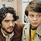 Caio Blat and Michel Joelsas in O Ano em Que Meus Pais Saíram de Férias (2006)