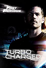 Turbo Charged Prelude to 2 Fast 2 Furious Poster
