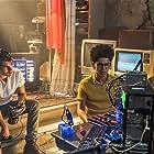 Gregg Sulkin and Rhenzy Feliz in Runaways (2017)