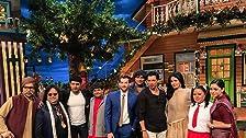 Indu Sarkar Cast in Kapil's Show