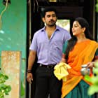 Vijay Antony and Diana Champika in Annadurai (2017)