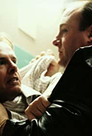 James Gandolfini and Joe Pantoliano in The Sopranos (1999)
