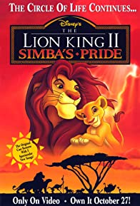 Primary photo for The Lion King 2: Simba's Pride