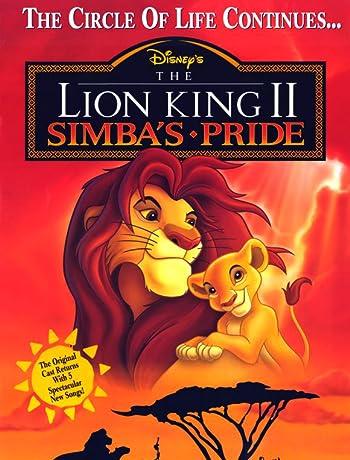The Lion King 2 - Simbas Pride (1998) 720p