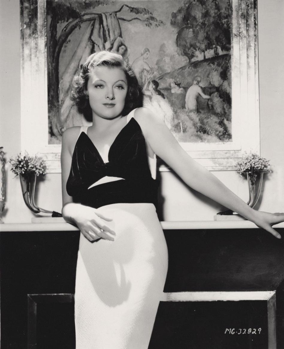 Myrna Loy in Penthouse (1933)