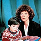 Elijah Wood and JoBeth Williams in Child in the Night (1990)