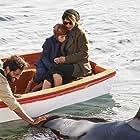 Joaquín Furriel, Maribel Verdú, and Joaquín Rapalini in El faro de las orcas (2016)