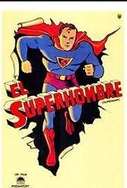El superhombre Poster