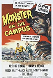 Monster on the Campus (1958) 720p