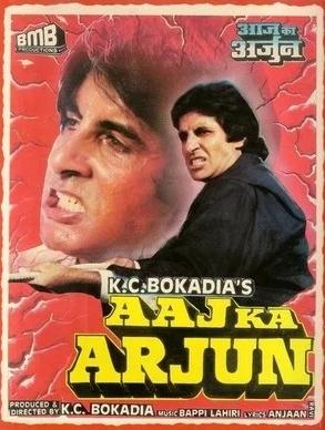 Aaj Ka Arjun movie, song and  lyrics