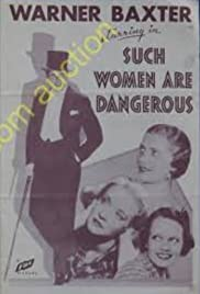 Such Women Are Dangerous Poster