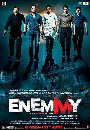 مشاهدة فيلم Enemmy 2013 مدبلج أونلاين مترجم