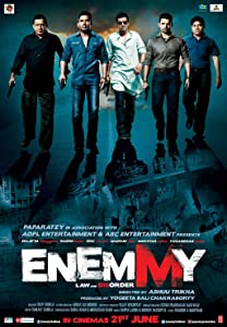 MP4 full movies downloads for free Enemmy India [420p]