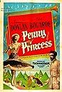 Penny Princess (1952) Poster