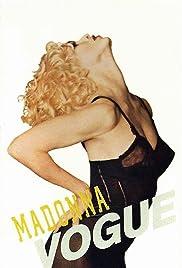 Madonna: Vogue Poster