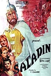 Saladin (1963) Poster - Movie Forum, Cast, Reviews