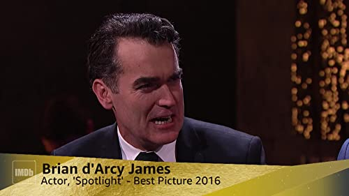 Brian d'Arcy James on What It's Like to Win Best Picture