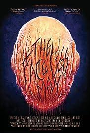The Faceless Man Poster