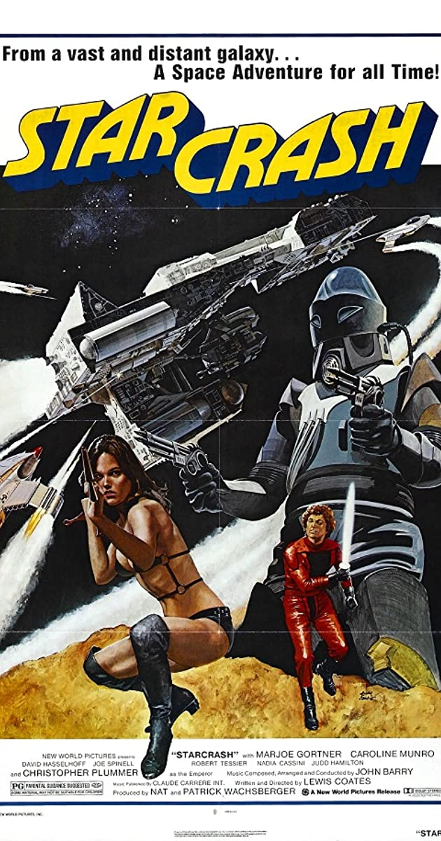 Watch Full HD Movie Starcrash (1978)