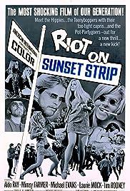 Riot on Sunset Strip(1967) Poster - Movie Forum, Cast, Reviews