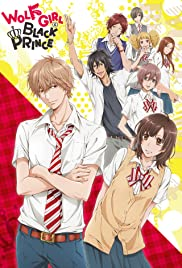 Wolf Girl and Black Prince Poster