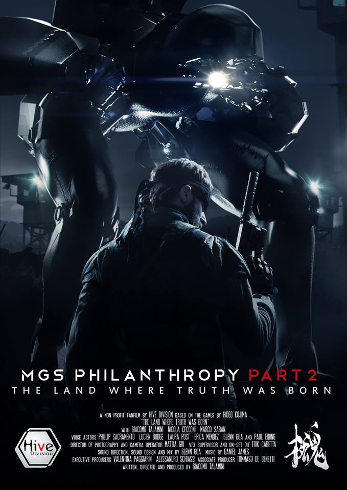 MGS: Philanthropy song free download