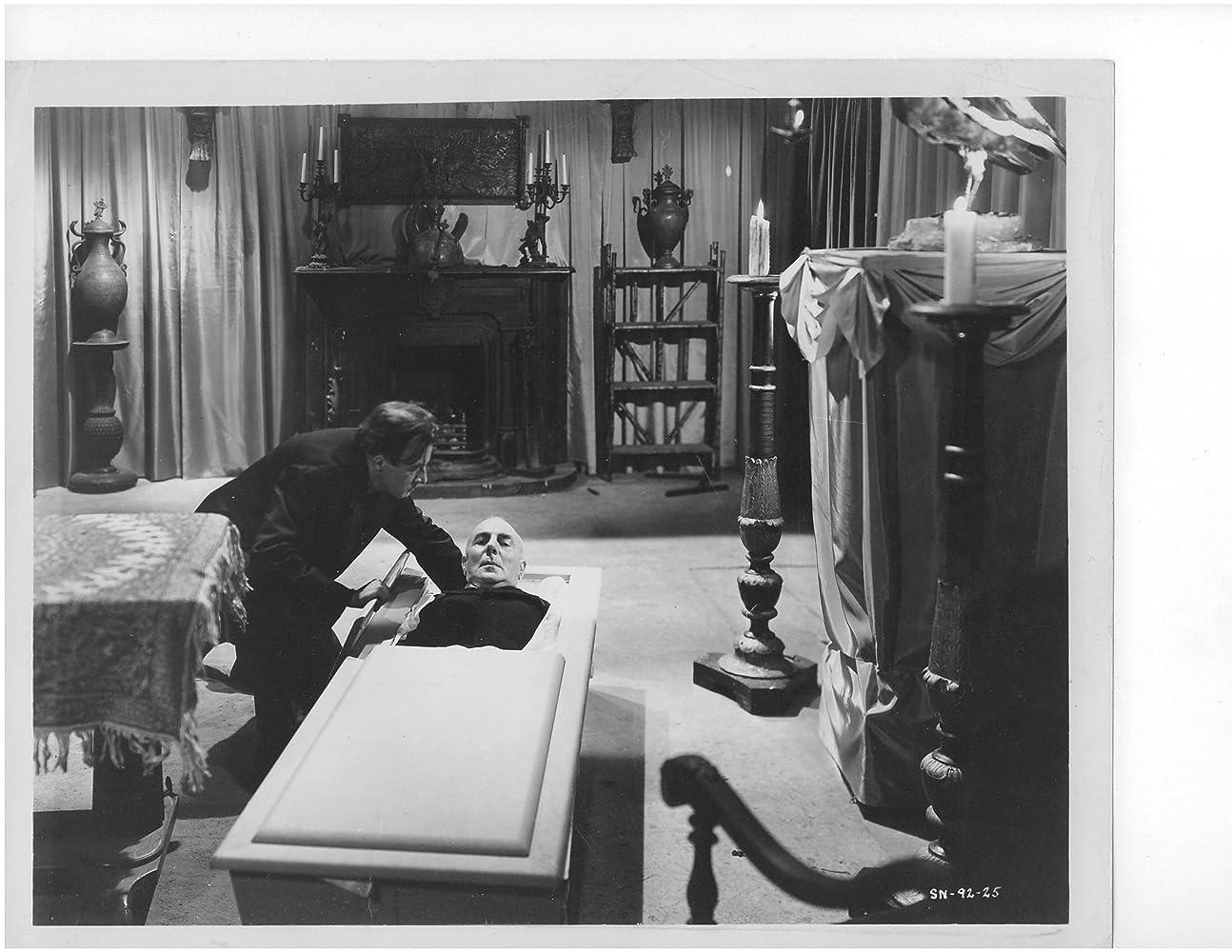 Dwight Frye and George Zucco in Dead Men Walk (1943)