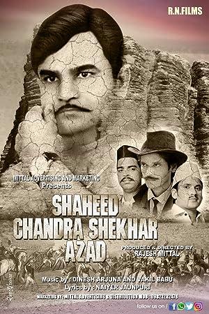 Shaheed Chandrashekhar Azaad movie, song and  lyrics