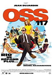 OSS 117: Lost in Rio (2009) Poster - Movie Forum, Cast, Reviews