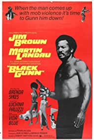 Black Gunn (1973) Poster - Movie Forum, Cast, Reviews