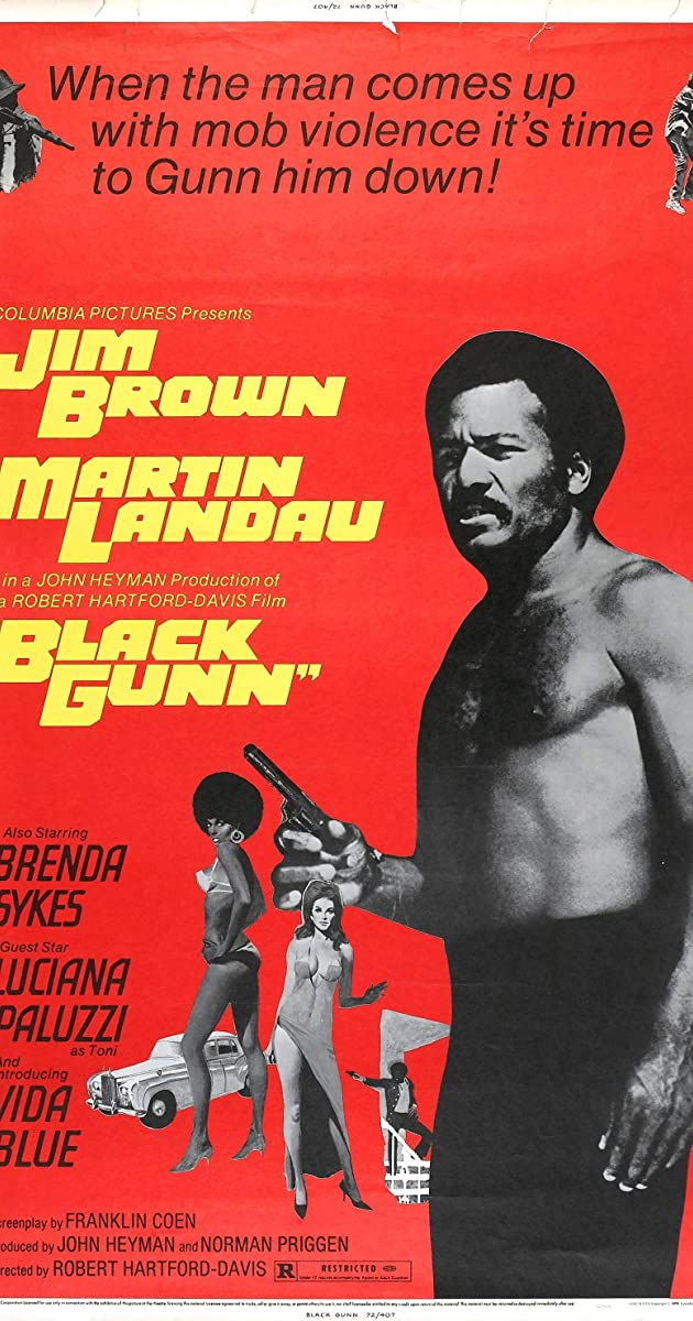 Black Gunn (1973) Subtitles