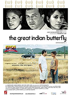 Where to stream The Great Indian Butterfly